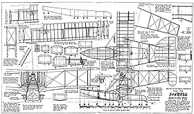 Sopwith Bat-Boat 1:12 McClure ( skyraider )